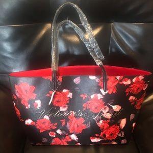 Victoria's Secret Floral Bag